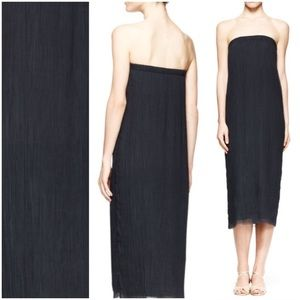 The Row Dabi Silk Maxi Dress/Skirt